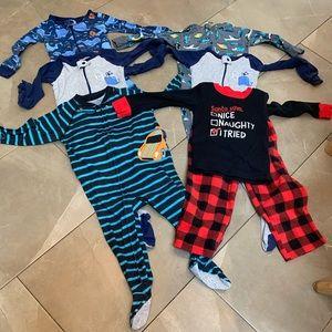 Other - Baby Boy Pajama Bundle
